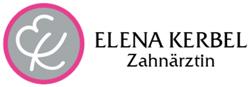 Zahnarztpraxis Elena Kerbel Logo